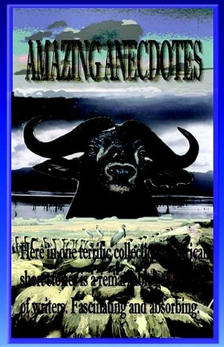 9780620340502: Amazing Anecdotes: African Short Stories