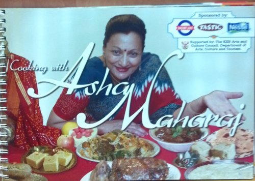 9780620344609: Cooking with Asha Maharaj