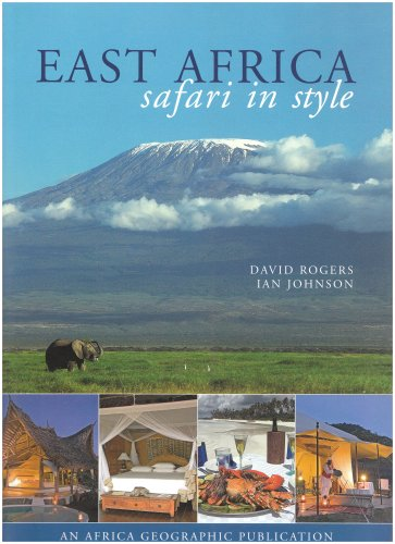 9780620365147: East Africa: Safari in Style