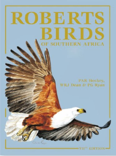 9780620375573: Roberts Bird Guide: A Comprehensive Field Guide To Over 950 Bird Species In Southern Africa