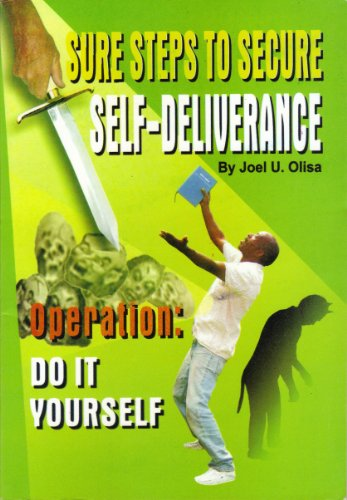 9780620381390: Sure Steps To Secure Self-Deliverance