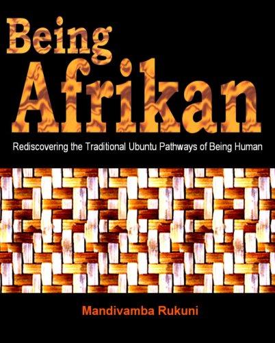 9780620394802: Being Afrikan