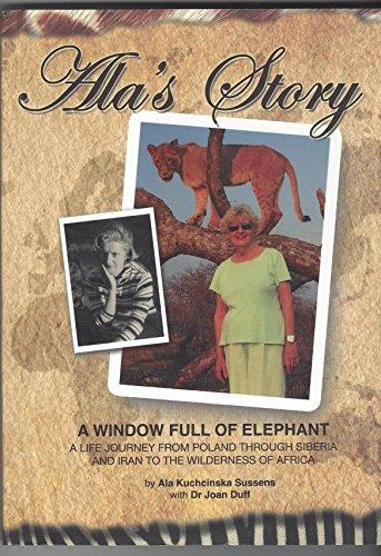 Ala's Diary - A Window Full of: Ala Kuchcinska Sussens;