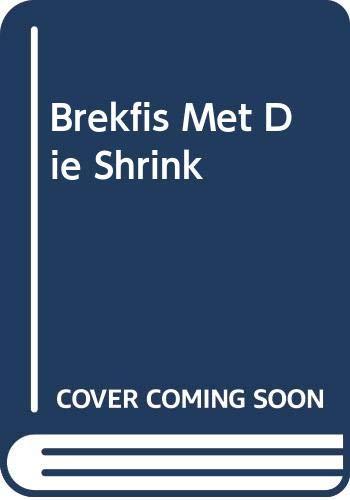 9780620415057: Brekfis Met Die Shrink: Eugene Kemp Se Saterdagoggendestories Op RSG in Brekfis Met Derrich