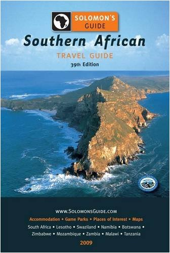 Solomon's Guide: Southern African Travel Guide 2009