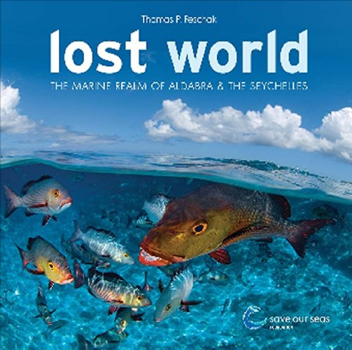 9780620441612: Lost World: The Marine World of Aldabra and the Seychelles