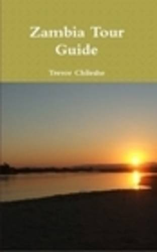 9780620448031: Zambia Tour Guide