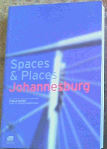 9780620489980: Spaces & Places Johannesburg