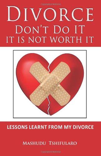 9780620497572: Divorce Don't Do It