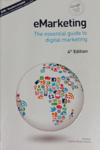 9780620502665: Emarketing: The Essential Guide to Digital Marketing (4th Edition)
