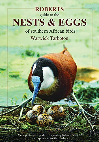 9780620506298: Roberts guide to the nests and eggs of Southern African birds (Roberts Guides)