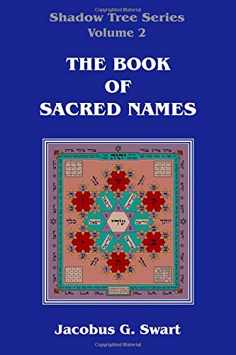 9780620507028: The Book of Sacred Names