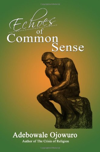 9780620507967: Echoes of Common Sense