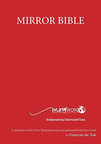 9780620536301: Mirror Bible (Red Edition A5)