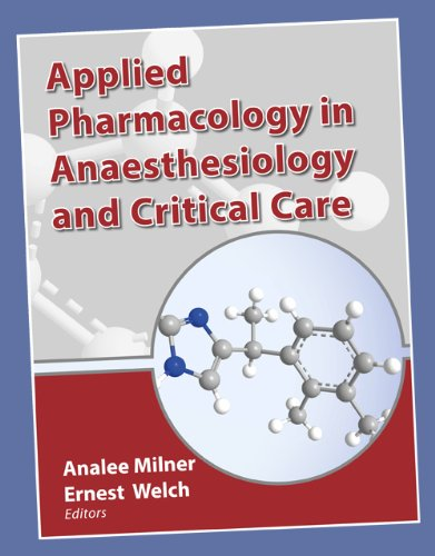 9780620537261: Applied Pharmacology in Anaesthesiology and Critical Care