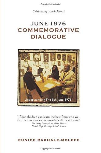 9780620549370: June 1976 Commemorative Dialogue
