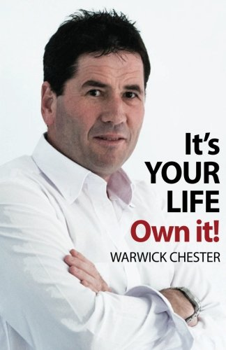 9780620556576: it's your life. own it: go ahead own it
