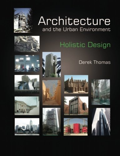 9780620558020: Architecture and the Urban Environment: Holistic Design