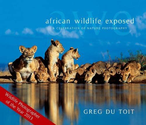 9780620561716: African Wildlife Exposed