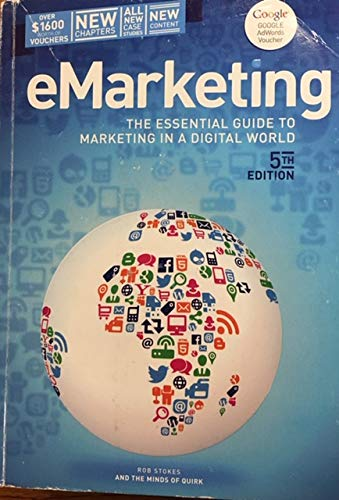 9780620565158: Emarketing: The Essential Guide to Marketing in a Digital World