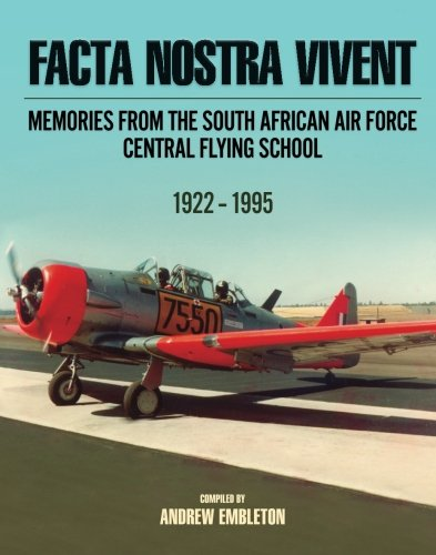 9780620578073: Facta Nostra Vivent: Memories From The South African Air Force Central Flying School (1922 - 1995)