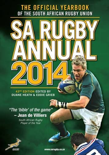 9780620578592: Sa Rugby Annual 2014 2014: The Official Yearbook of the South African Rugby Union