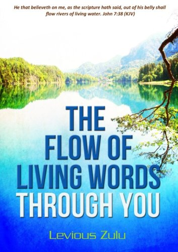 9780620611961: The Flow Of Living Words Through You