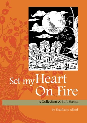 9780620617390: Set My Heart On Fire: A Collection of Sufi Poems