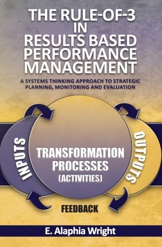 9780620618427: The Rule-of-3 in Results Based Performance Management: A Systems Thinking Approach to Strategic Planning, Monitoring and Evaluation