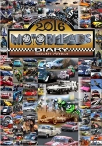 9780620652018: Motorheads Diary 2016