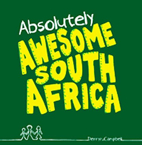 9780620659673: Absolutely awesome South Africa