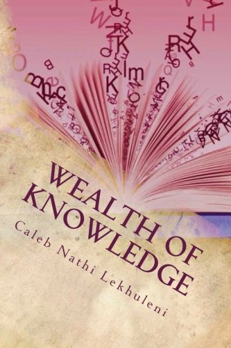 9780620676458: Wealth of Knowledge: Introduction to CalebNathi