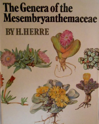 The Genera of the Mesembryanthemaceae