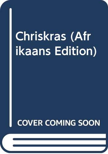 9780624002635: Chriskras (Afrikaans Edition)