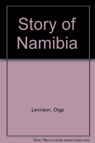 Story of Namibia: Olga Levinson