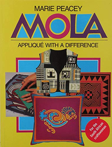 9780624027362: Mola Applique with a Difference