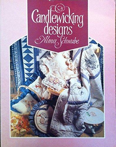 9780624028406: Candlewicking designs