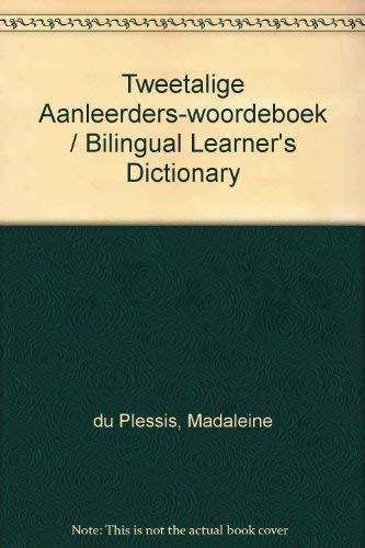 9780624031819: Tweetalige Aanleerders-woordeboek / Bilingual Learner's Dictionary