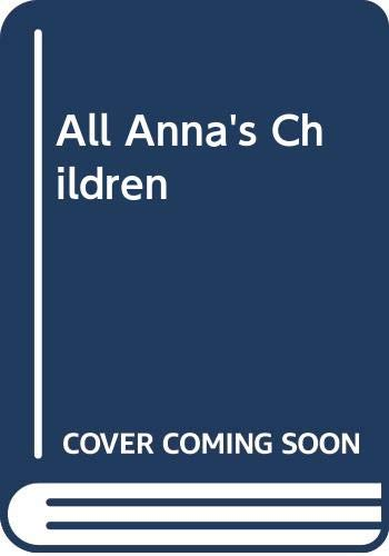 9780624034582: All Anna's children
