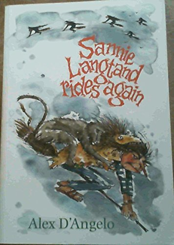 9780624036821: Sannie Langtand Rides Again