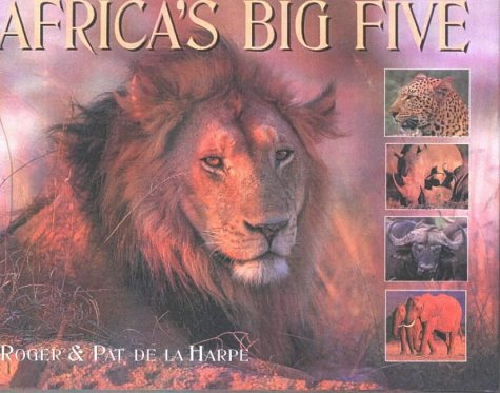 9780624039716: Africa's Big Five