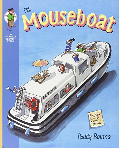 The Mouseboat: Bouma, Paddy