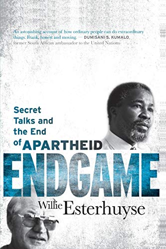 9780624054276: Endgame: Secret Talks and the End of Apartheid