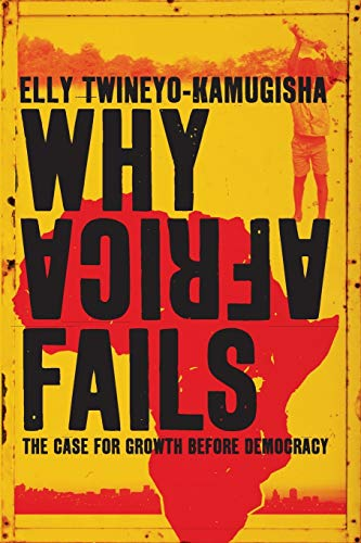 9780624055365: Why Africa Fails: The case for growth before democracy