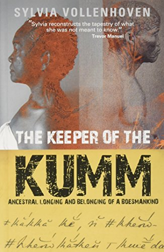 KEEPER OF THE KUMM: SYLVIA VOLLENHOVEN