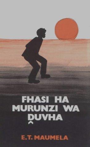 9780627015007: Fhasi Ha Murunzi WA Duvha