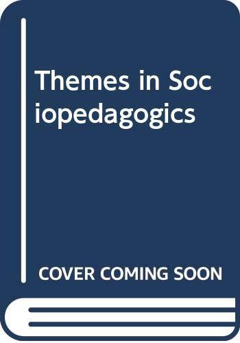 9780627017988: Themes in Sociopedagogics