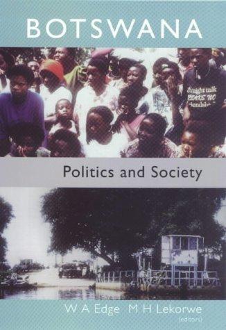 9780627022319: Botswana: Politics and Society