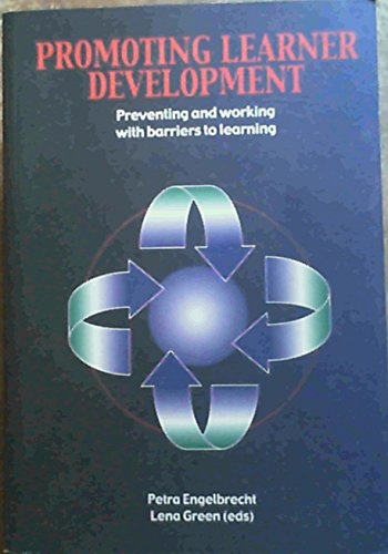 9780627025013: Promoting Learner Development: Preventing and Working with Barriers to Learning