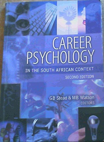 9780627026294: Career Psychology in the South African Context